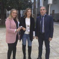 Maripaz Fernández: «La Junta reafirma su compromiso con Ronda, tal y como ha reflejado en los presupuestos de 2020»