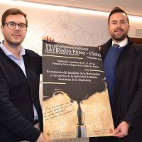 Cultura y la Hermandad de La Columna presentan  la XXVI edición del Certamen de Poesía Pedro Pérez-Clotet