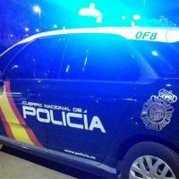 La Policía Nacional detiene en Ronda a tres miembros de una misma familia por amenazas con una escopeta
