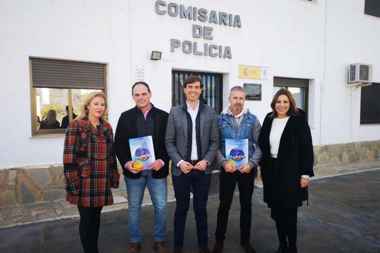 El PP exigirá en el Congreso de los Diputados la reforma integral de la Comisaría de Ronda