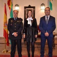 José Carrasco se pone de nuevo al frente de la Policía Local de Ronda