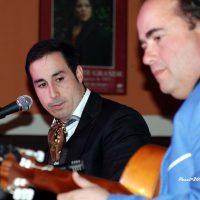 Noche de fandangos en la Peña Flamenca de Ronda con la actuación de Manuel Cribaño Plaza-El Niño de Peñaflor
