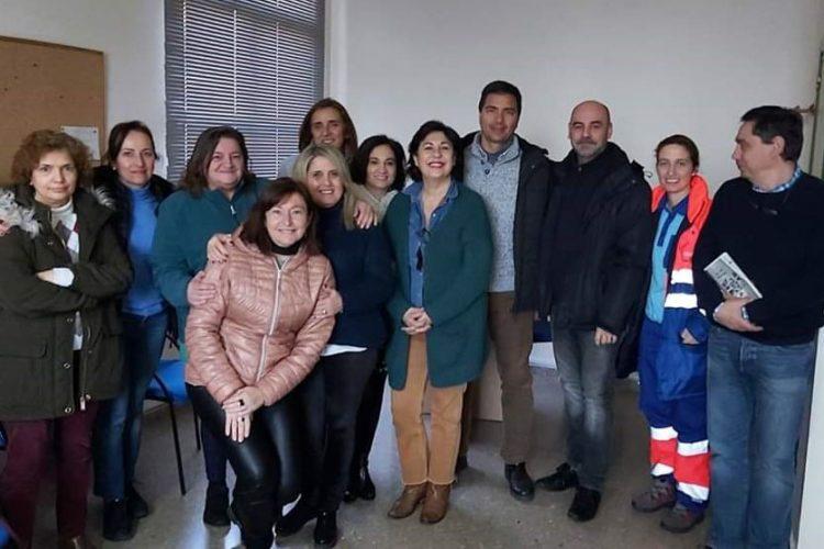 ALCER Málaga ofrece una sesión informativa en el centro de salud de Benaoján