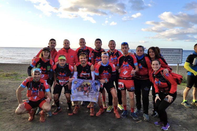 El Club Ascari-Harman Trail Running cosecha varios triunfos este fin de semana