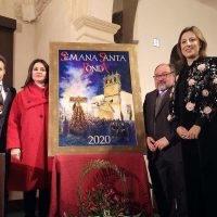 La Semana Santa de Ronda de 2020 ya tiene cartel oficial: una obra pictórica de la artista sevillana Nuria Barrera