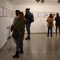 La Casa de la Cultura acoge una exposición de dibujos de niños víctimas de violencia de género
