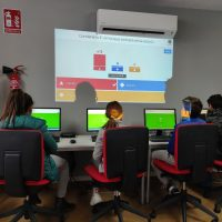 El centro Guadalinfo de Algatocín cumple 13 años ofreciendo sus servicios a los vecinos