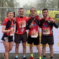 Nuevos logros de los miembros del Club Ascari-Harman Trail Running