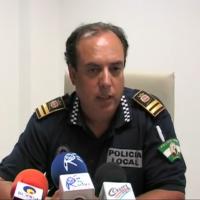 José Carrasco volverá a ocupar la Jefatura de la Policía Local de Ronda