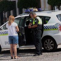 Detenido un vecino de 43 años de Ronda por tres delitos contra la seguridad vial