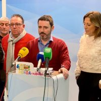 El PP pone a Ronda como ejemplo del avance de Andalucía tras décadas de inacción socialista
