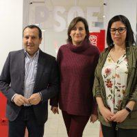 El PSOE saca pecho en Ronda por la subida de las pensiones que supondrá menos de 9 euros al mes