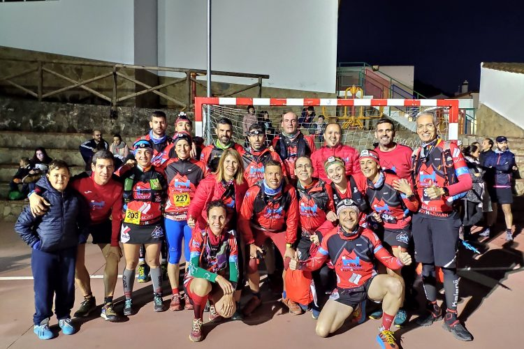 El Club Ascari-Harman Trail Running participa en la Jimera Tres Trails y en  la XI Calamorro