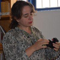 La astrofísica Luisa Mª Lara (11-F: Mujer y Ciencia)