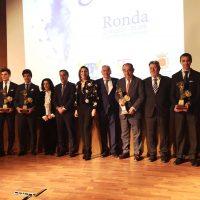 El Cid, Perera, Aguado, Javier Orozco, Fuente Ymbro, Mundotoro y El Moli son los premiados de la VI edición de Tauromundo