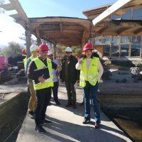 La nueva zona de ocio del edificio de mueble rondeño entrará en funcionamiento esta primavera