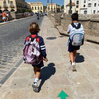 La Delegación Territorial de Educación descarta, de momento, cerrar los colegios de Ronda por el aumento de casos Covid