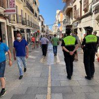 Bajan las sanciones por incumplir las medidas anti-Covid en Ronda