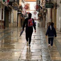 Nuevo descenso de casos activos por Covid en la Serranía: hoy 401, y se registran otras dos defunciones