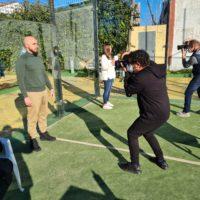 Cientos de rondeños se presentan al casting para ser figurantes de la nueva serie de Netflix, 'Feria', que se rodará en la Serranía en marzo