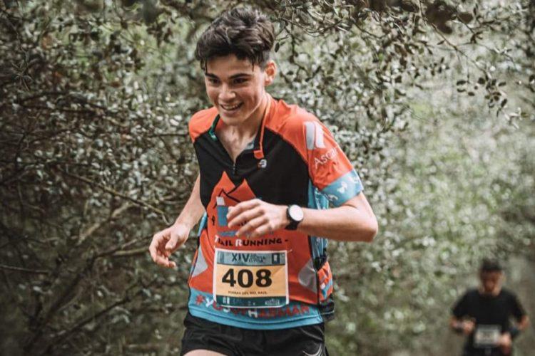 El Club Harman Trail Running retoma la actividad y logra un oro en la carrera de Juveniles de Atarfe con Raúl Porras