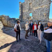 Ayuntamiento y Junta diseñarán un plan estratégico para poner en valor Acinipo y aumentar las visitas al yacimiento romano
