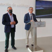 La Diputación concluye la redacción del proyecto de un aparcamiento con 180 plazas en Gaucín