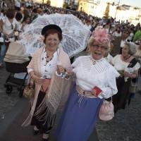 En esta popular fiesta psuelen participar numerosos municipios de la Serranía.