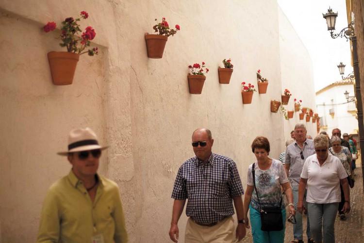 Nuevo avance de cara a la redacción del Plan Especial de Protección del Conjunto histórico de Ronda