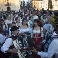 El evento cuenta con la participación de numerosos municipios de la Serranía.