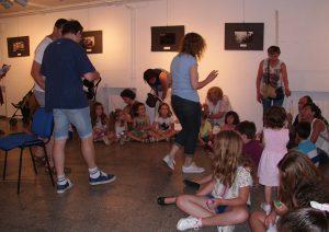 Astronomía infantil en la Casa de la Cultura