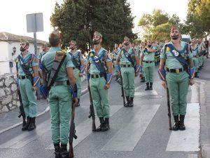 La escuadra de gastadores en su entrada a San Francisco.