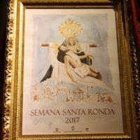 Cartel de la Semana Santa.