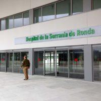 Una vecina de Alcalá del Valle contagiada por coronavirus da a luz en el Hospital de la Serranía sin ninguna complicación