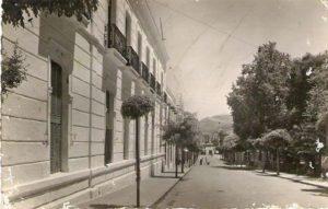 Antigua fachada del Hotel Royal.