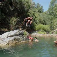 El calor seguirá en la Serranía durante todo el fin de semana con temperaturas que llegarán a los 40 grados este sábado