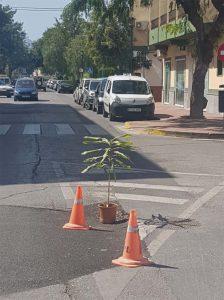 Calle Córdoba.