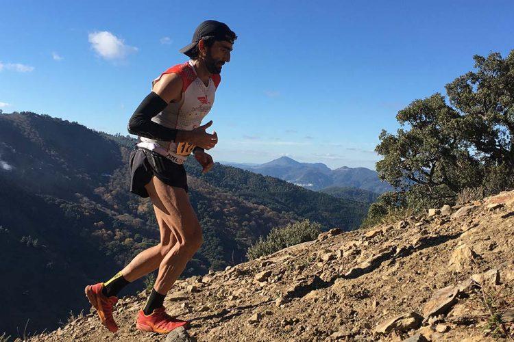 Cortes de la Frontera y Gaucín acogen la Euráfrica Trail en la que participan 300 corredores