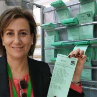 Isabel Aguilera (PSOE).