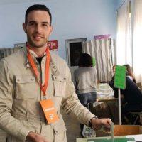 Francisco Orozco (Cs) ha anunciado que no será el candidato en las municipales.