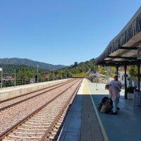 Adif adjudica los elementos de acceso y control de instalaciones de la estación de Cortes de la Frontera