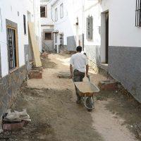 La Diputación redacta proyectos de obras de fomento del empleo agrario para 12 municipios de la Serranía