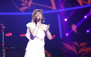 La cantante rondeña.
