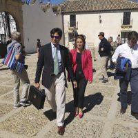 Rivera suspende la Goyesca ante las nuevas limitaciones de aforo fijadas por la Junta para evitar contagios de Covid