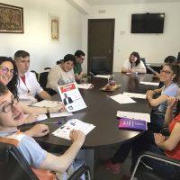 El grupo Asprofácil valida siete programas electorales para hacer las elecciones municipales más accesibles