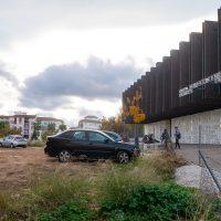 Anuncian una recogida de firmas contra la construcción de la nueva estación de autobuses en El Fuerte
