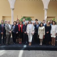 El Ayuntamiento reconoce a Pepa Borrego, Jesús Flores y Alonso Ros por el Día de Andalucía