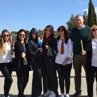 Éxito de gymkana inspirada en Harry Potter con motivo de la Semana Blanca
