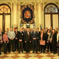 La red europea Eustory se reúne en Málaga