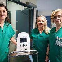 El Hospital incorpora la detección del ganglio centinela en el cáncer de mama